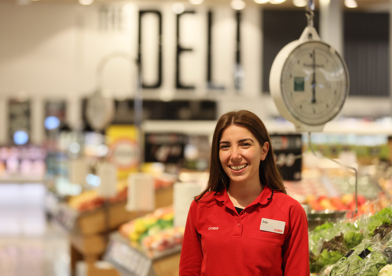 Coles officially opens at Woodlea Town